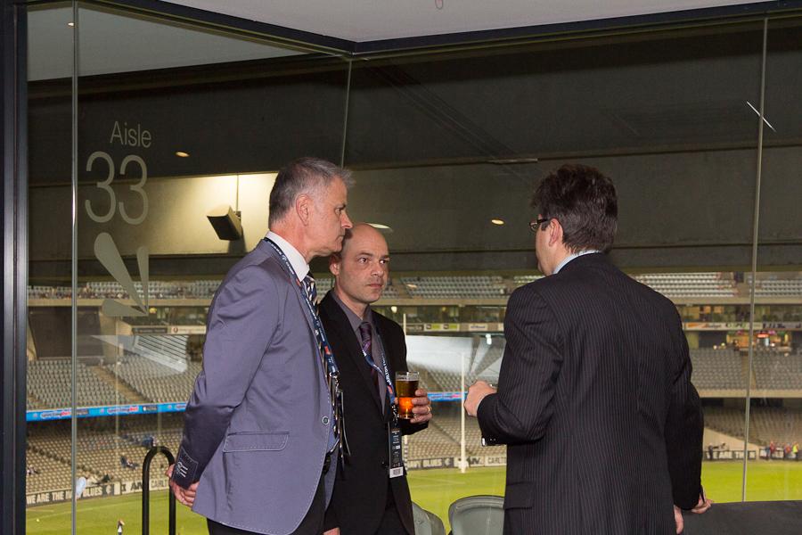 Carlton vs Geelong 2014