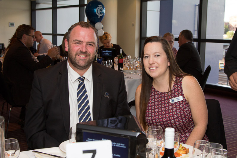 New Carltonian Members Shane Weaver & Nadine Smith from GOLD 104.3 FM - Good Times & Great Classic Hits
