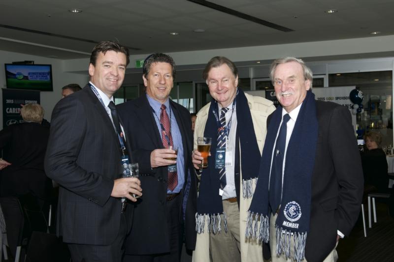 Carlton vs Port Adelaide 2015