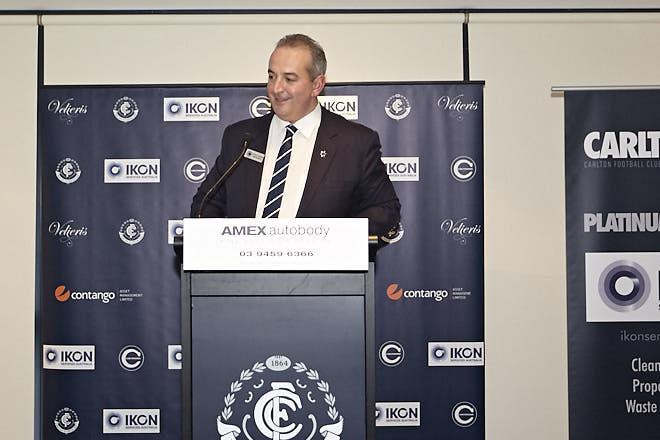Carlton V Brisbane 2016