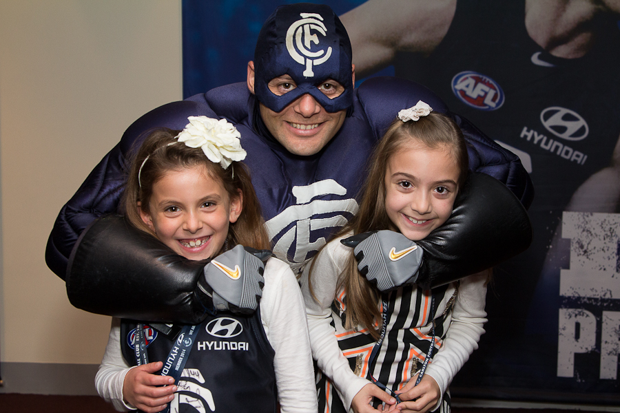 Carlton vs West Coast 2014 Image