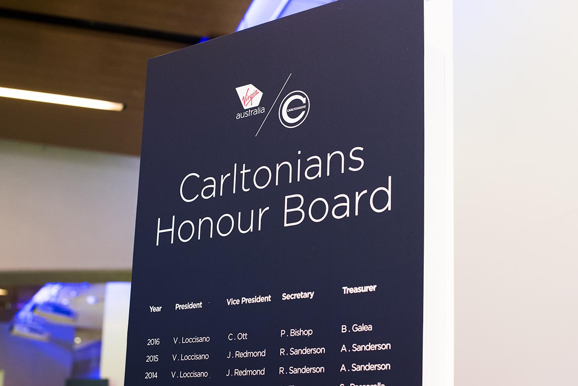 Carlton V Richmond | 2017
