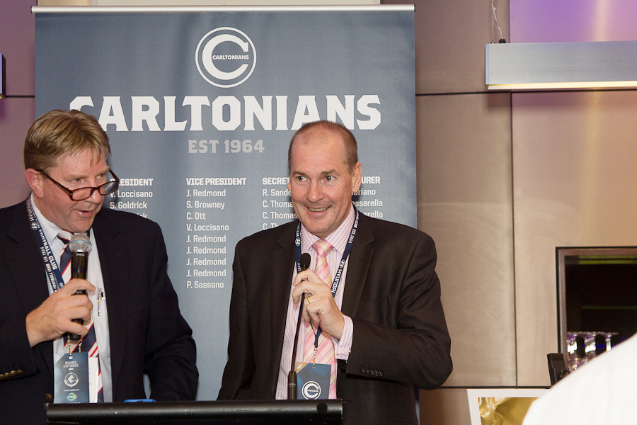 Carlton vs Collingwood 2014