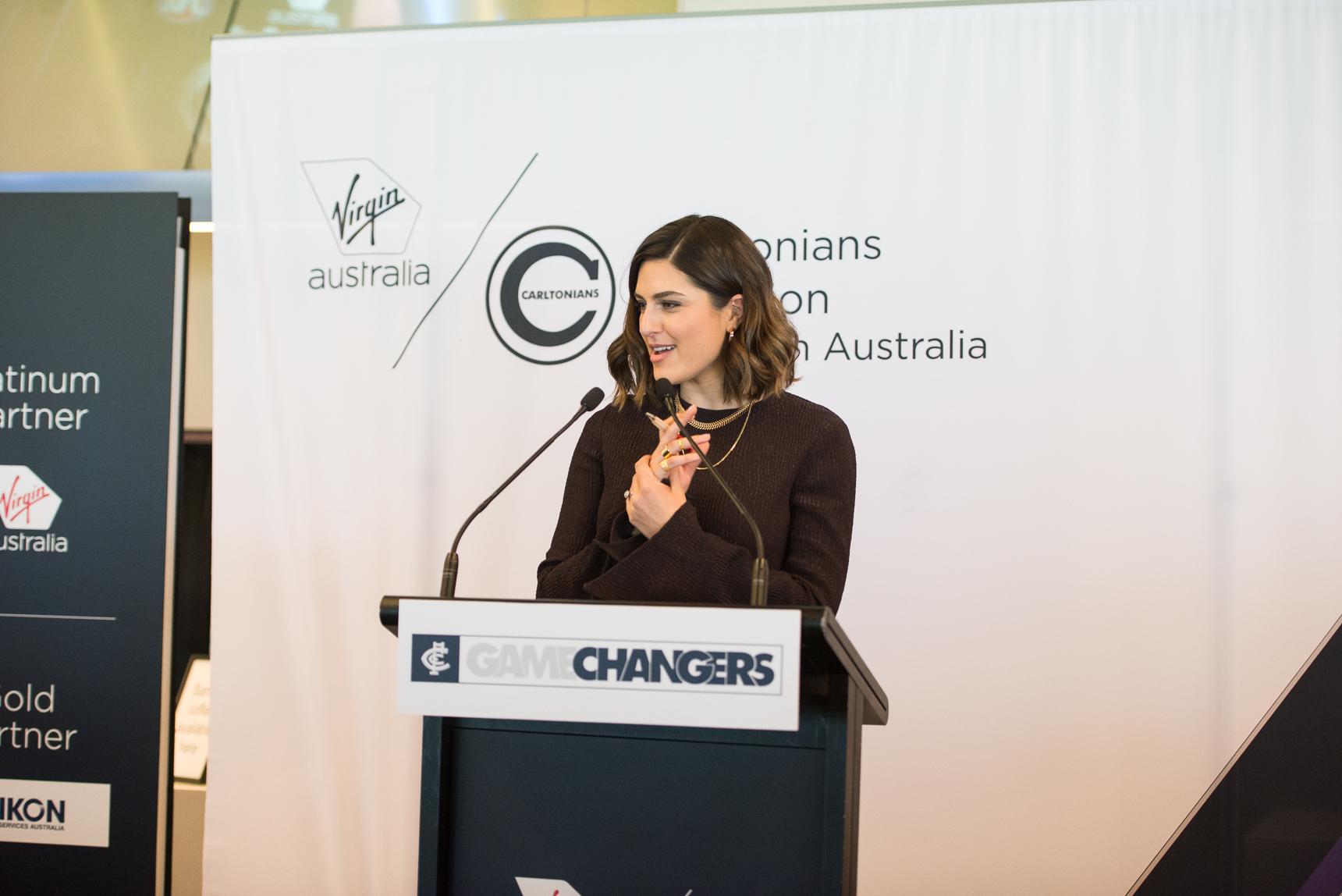 Carlton v Port Adelaide   2018